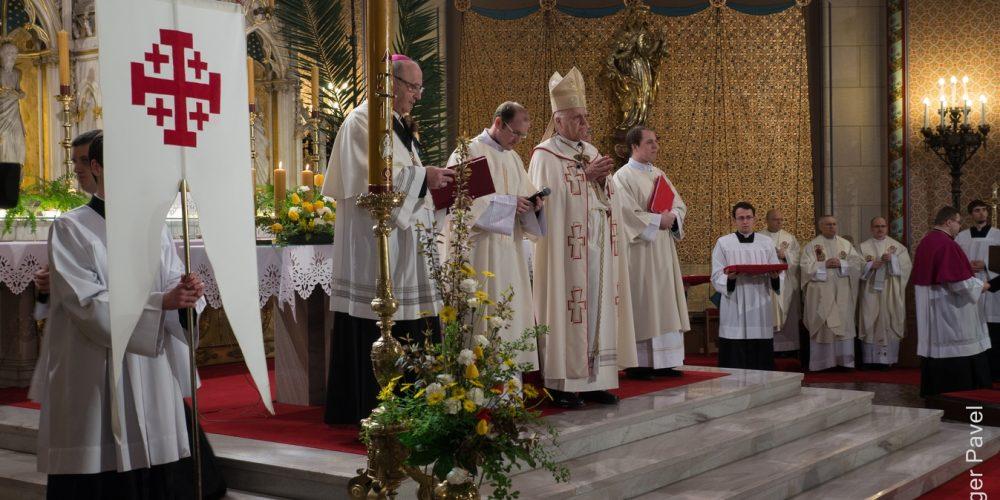 Zpráva O české Investituře Ve Vatikánském řádovém Newsletteru