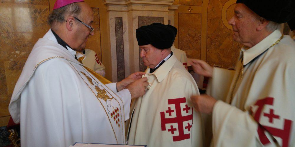 Zářijová Investitura V Arcibiskupském Paláci
