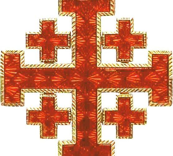 Řád Božího Hrobu Je Centrální Institucí Katolické Církve