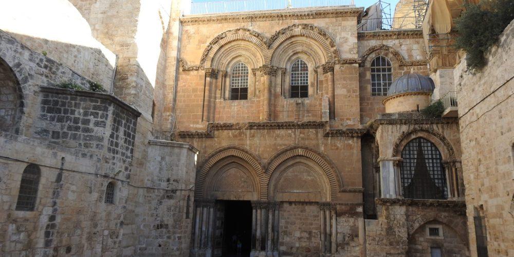 Bazilika Božího Hrobu Otevřena