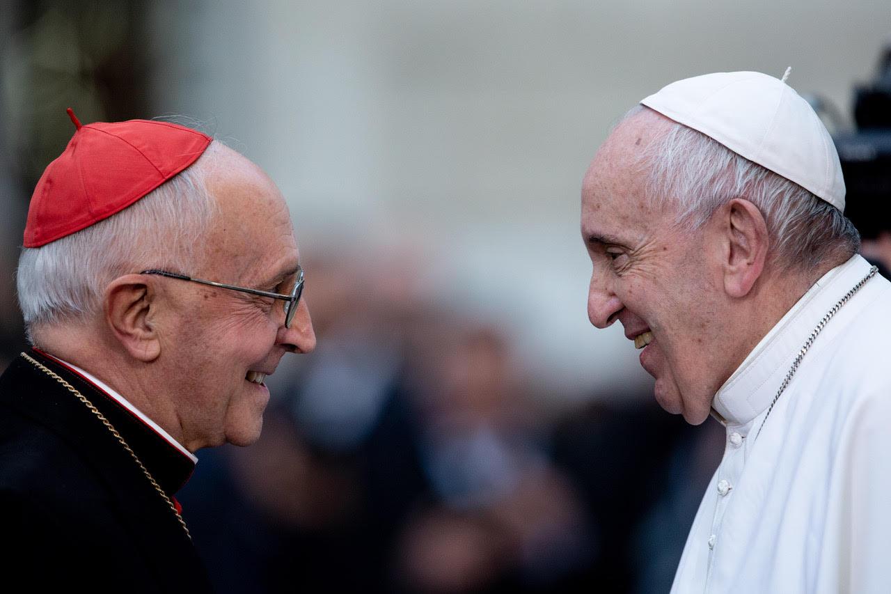 """""""Řád Božího hrobu je centrální institucí katolické církve"""""""